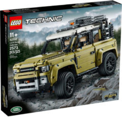 LEGO Technic 42110 Land Rover Defender (4114211)