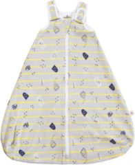 Creme witte Ergobaby Premium Cotton Baby Sleeping Bag - Brave Knight