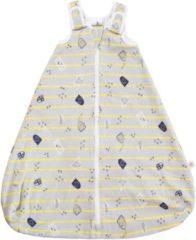 Creme witte Ergobaby Premium Cotton Baby Sleeping Bag - Brave Knight