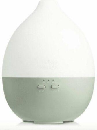 Afbeelding van Roze Geurwolkje® original Nimbus 2.0 Aroma Diffuser 200 ML groen Tevens nachtlampje!