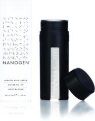 Nanogen Fibers 30 gram kleur Licht Blond