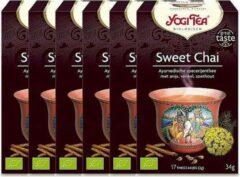 Yogi Tea Sweet Chai Voordeelverpakking
