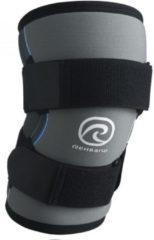 Grijze Rehband Power Line Knee Support 7790-Maat XXL: 43 - 46 cm