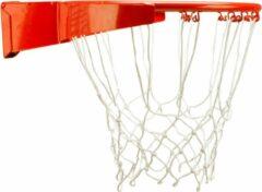 Avento Basketbalring Met Veer En Net Slam Rim Pro Oranje/wit