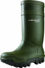 Dunlop Veiligheidslaars S5 Thermo Plus Groen - Werklaarzen - 44-45