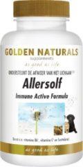 Golden Naturals Allersolf immune actieve formule 60 Capsules