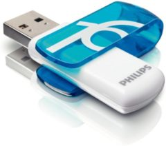 Witte Philips Vivid Edition - USB-stick - 16 GB