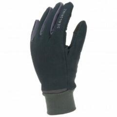 Grijze Sealskinz Waterproof All Weather Lightweight Glove with Fusion Control� Fietshandschoenen Unisex - Maat XL