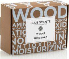 Blue Scents Olijfzeep Wood