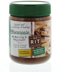 De Rit Chocoreale hazelnootpasta natural sweetener 270 Gram