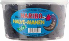 Zwarte Haribo Manen Drop
