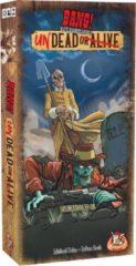 Bruine White Goblin Games Bang! Het Dobbelspel: Undead or Alive uitbreiding 2 (NL)