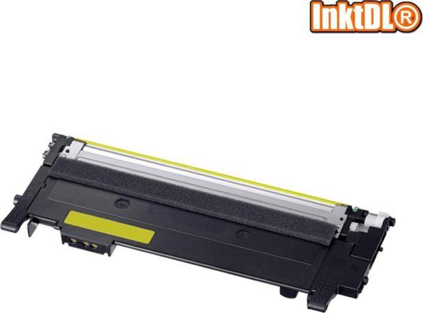 Afbeelding van INKTDL XL Laser toner cartridge voor Samsung CLT-Y406S (Geel)| Geschikt voor Samsung CLP-360, 362, 363, 364, 365, 367W, 368, CLX-3300, 3302, 3303, 3304, 3305, 3307, Samsung Xpress Sl-C412W, C413W, C463, C460, C462FW