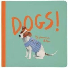 Manhattan Toy Babyboek The Book Of Dogs Junior 14,6 Cm Karton