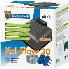 Superfish koi flow 30 prof.beluchtingsset