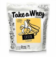 Take-A-Whey Micellar Casein - Banana Milkshake