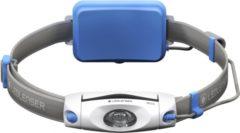 Blauwe Ledlenser NEO-4 Blauw - Jogging hoofdlamp - Breedbeeldformaat - niet-verblindend - 240 lm