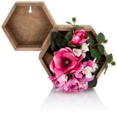 Fleurange Holzbox mit Magnolie