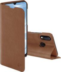 Hama telefoonhoesje Booklet guard Pro Galaxy A20E bruin