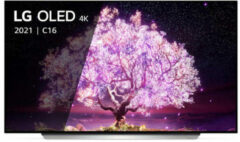 Witte LG C1 OLED77C16LA - 4K OLED TV (Benelux Model)