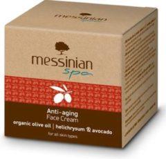 Messinian Spa Anti-Aging Face Cream met Retinol