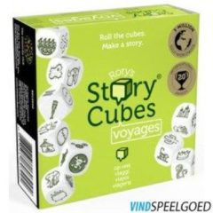 Zygomatic Rory's Story Cubes Voyages dobbelspel