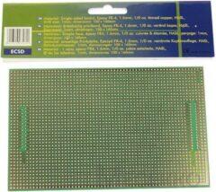 Eurocard Subd25/centr - 100x160mm - Fr4 (25st./doos)