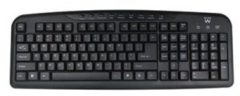 Ewent EW3130 Multimedia keyboard USB US lay-out - QWERTY