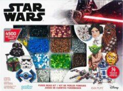 Star Wars - Perler DeLuxe - Strijkkralen kit - 4500stuks
