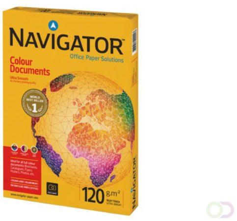 Afbeelding van Navigator Colour Documents A4 120gr wit 250vel