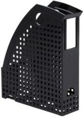 DURABLE Tijdschriftenhouder Zwart A4 Plastic 7 5 x 24 4 x 30 5 cm