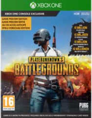 Microsoft PlayerUnknown's Battlegrounds (PUBG) (Xbox One)