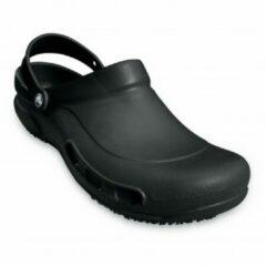 Crocs Bistro Slippers - Maat 42/43 - Unisex - zwart