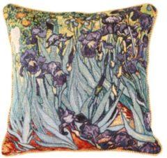 Gobelin tassen Signare Kussenhoes - Gobelin - Vincent van Gogh - Iris - 45 cm