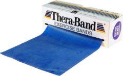Thera-Band - Übungsband - Fitnessband maat 12,8cm x 5,50m, blauw