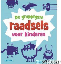 Afbeelding van Bruna De grappigste raadsels voor kinderen - Boek ZNU (9044739964)