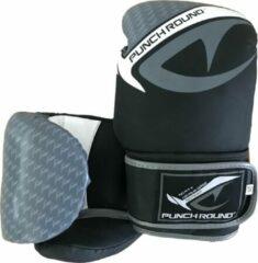 PunchR™ Punch Round No-Fear Bokshandschoenen Zwart Grijs 10 OZ Bokshandschoenen