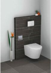 Douche Concurrent Toiletrolhouder Wiesbaden Inbouw RVS