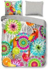 HIP Collection Hip Kienta - Dekbedovertrek - Lits-jumeaux - 240x200/220 cm + 2 kussenslopen 60x70 cm - Multi kleur