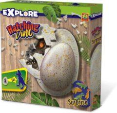 SES Creative dinosaurus ei uitbroeden 20 x 20 cm Explore