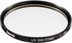 Zwarte Hama UV Filter - HTMC Coating - 52mm