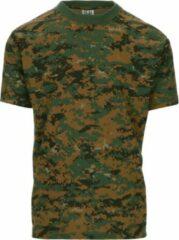 101inc T-shirt Recon digital WDL camo
