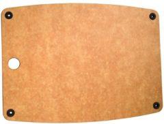Bruine Snijplank X-Large - Cookai
