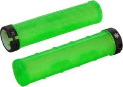 SUPACAZ Handvaten Grizips Neon groen N Clear Lock On