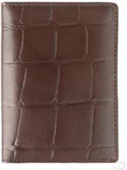 Succes Passport wallet Firenze Bruin