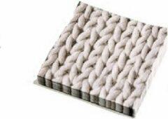 Dutch design brand - servetten - 33 x 33 - lunch servetten -Serie knitted