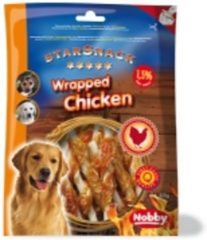 Nobby - Starsnack Barbecue Wrapped Chicken - 375 g