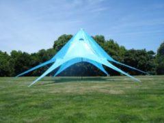 CLP Stabiles & hochwertiges Sternzelt mit 10 Meter Durchmesser (überdachte Fläche ca. 15 m²) erleben Sie die neue Zeltdimension