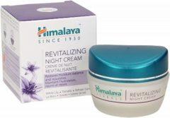 Zwarte Yogi & Yogini naturals Himalaya Herbals: Revitaliserende nachtcrème -- 50 ml
