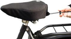 Zwarte Dunlop Zadelhoes Gel 307 gram - 26,8 x 23,5 x 3,3 cm